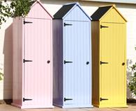 garden sheds storage