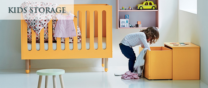 childrens storage solutions