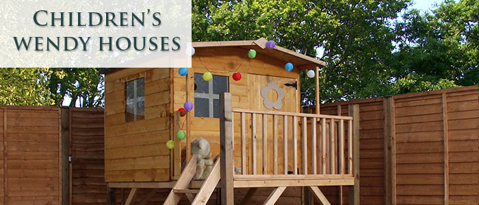Children's Wendy Houses