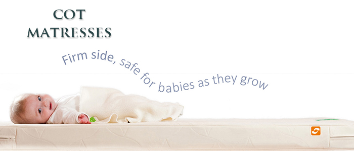 cot bed and toddler mattress