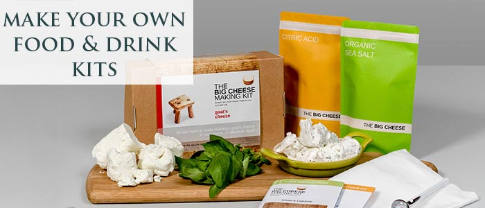 make your own food and drink kits