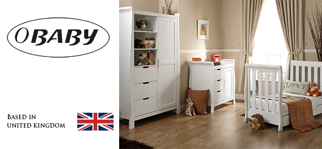 Obaby Nursery furniture