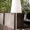 100cm Outdoor Solar Garden Lamp by Gacoli with Auto Switch