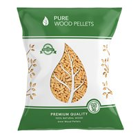 Pure Wood Pellets 15kg Bag