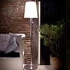 190cm Bistro Solar Outside Light - with Automatic Night Function