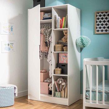 Nursery Wardrobes Baby Room Furniture Cuckooland