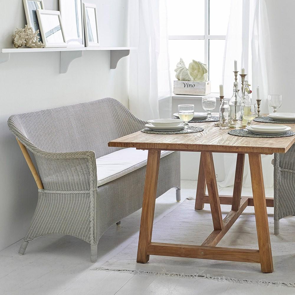 Sika Charlot Woven Sofa Bench