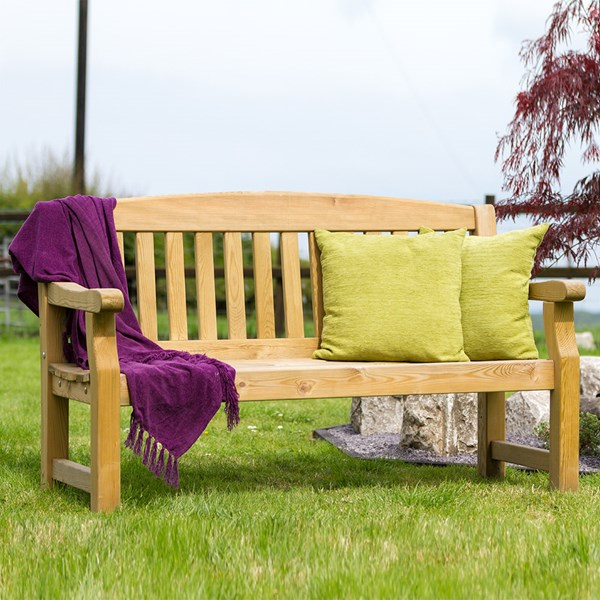 Zest 4 Leisure Wooden Emily Garden Bench