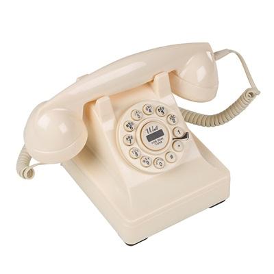 302 CREAM RETRO TELEPHONE