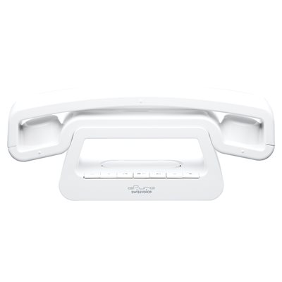 SWISS VOICE ePure Dect TAM Cordless Phone Handset in White