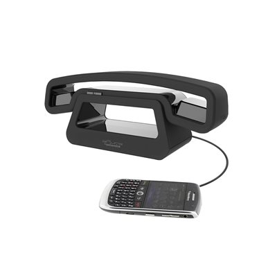 SWISS VOICE ePure Bluetooth Station BH01u Cordless Phone in Black
