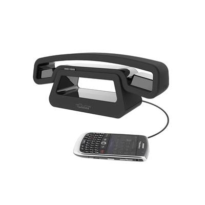 SWISS VOICE ePure Bluetooth Station BH01u Cordless Phone in Black