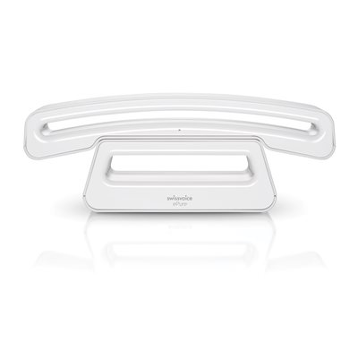 SWISS VOICE ePure Dect 2 Cordless Phone Handset in White