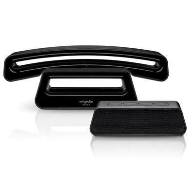 SWISS VOICE ePure Dect 2 TAM Cordless Phone Handset in Black