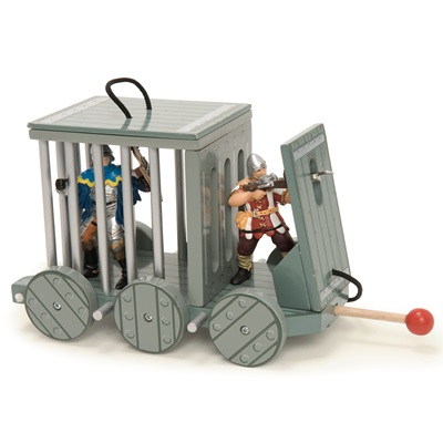 Le Toy Van Castle Prisoner Cage Accessory
