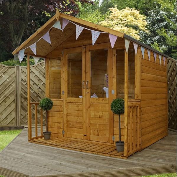 Traditional Garden Summer House by Mercia