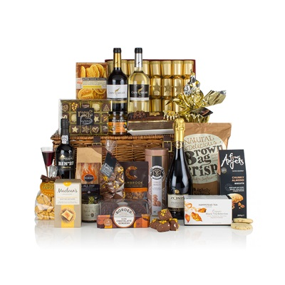 A CHRISTMAS TRADITION Luxury Christmas Hamper