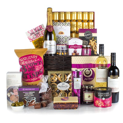 A TOUCH OF CLASS Luxury Christmas Hamper