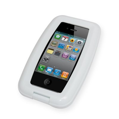 AQUA iPhone Case by Thumbs Up!
