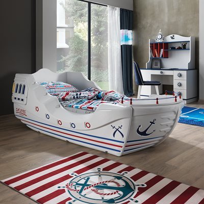 FLAIR KIDS BOAT BED