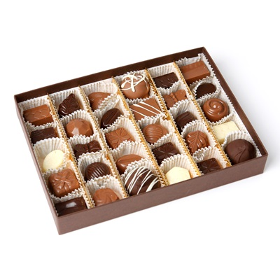 ADVENTUROUS Boxed Chocolates