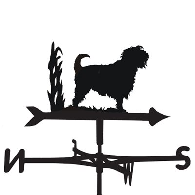 WEATHERVANE in Affenpinscher Design
