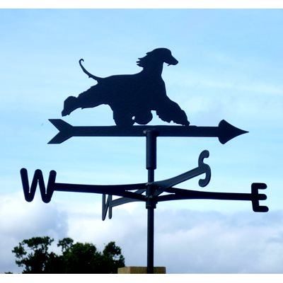 WEATHERVANE in Afgan Design