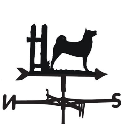 WEATHERVANE in Akita Design