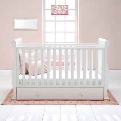 Baby & Toddler Cot Bed In Alaska Design