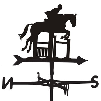 WEATHERVANE in Albert Horse Jumping Design