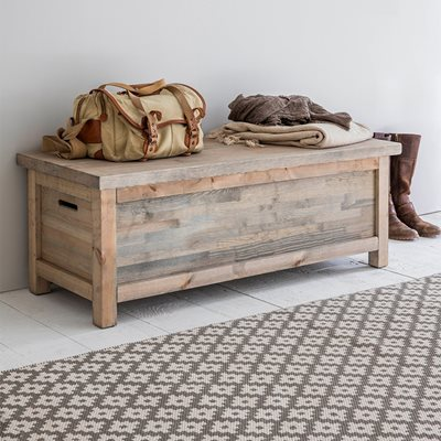 GARDEN TRADING ALDSWORTH HALLWAY STORAGE BENCH