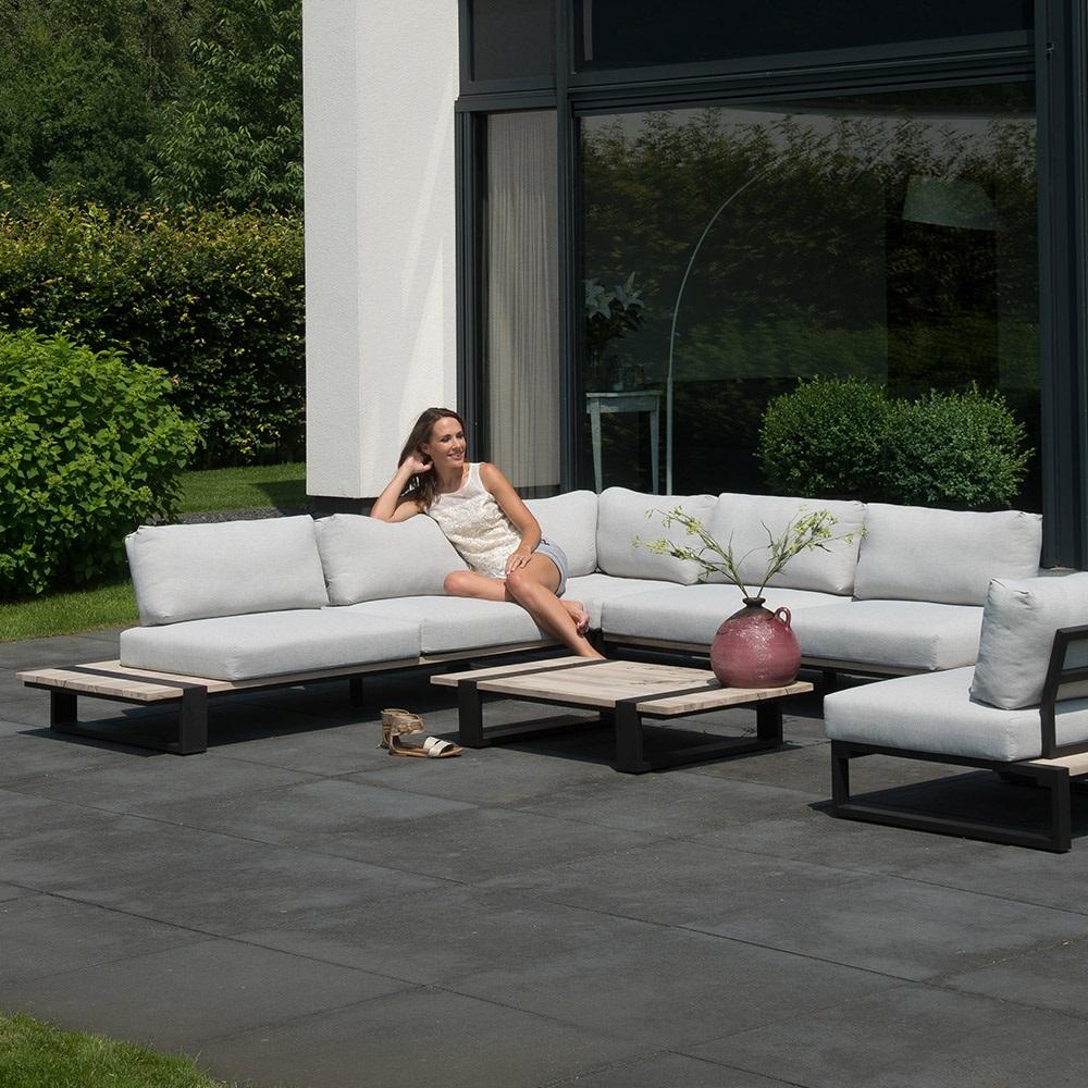 All Weather Outdoor Garden Furniture With Teak Wooden