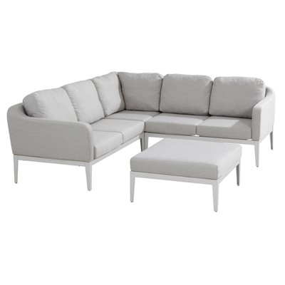 ALMERIA MODULAR OUTDOOR CORNER SOFA by 4 Seasons Outdoor