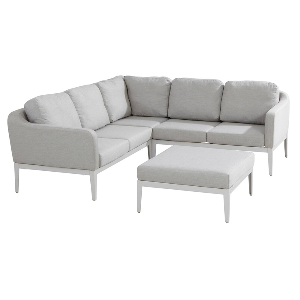 Almeria modular outdoor corner sofa by 4 seasons outdoor for Sofa almeria