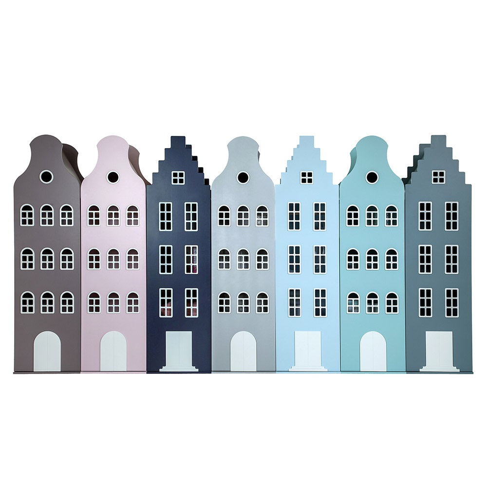 Amsterdam stair gable wardrobe in pastel colours this is for Amsterdam products