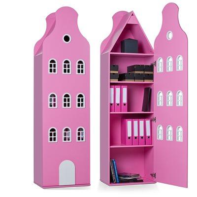 AMSTERDAM HOUSE WARDROBE in Bell Gable Design