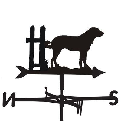 WEATHERVANE in Anatolian Shepherd Design