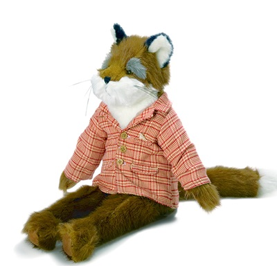 MARCUS FIELDING THE FOX Animal Doorstop