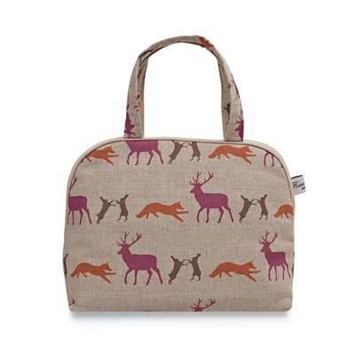 ANIMALS BOWLING BAG by Raw Xclusive