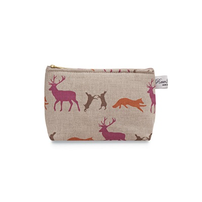 ANIMAL COSMETIC BAG by Raw Xclusive