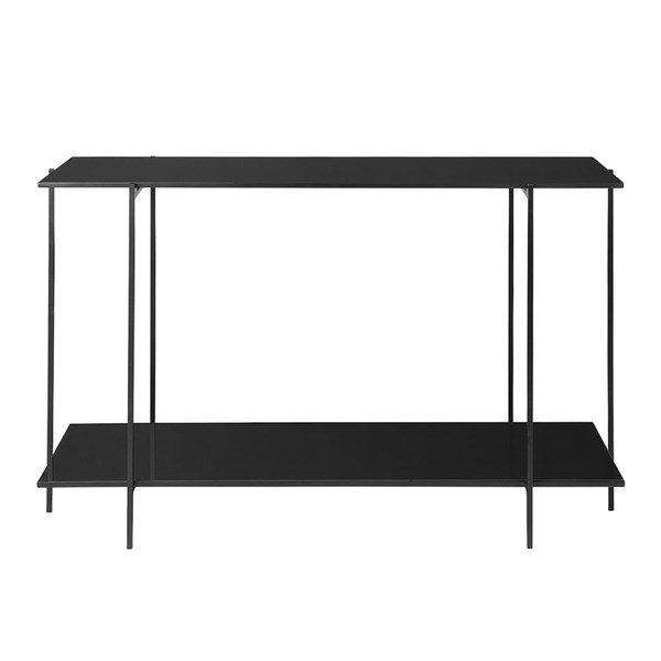 Anne Console Table in Black