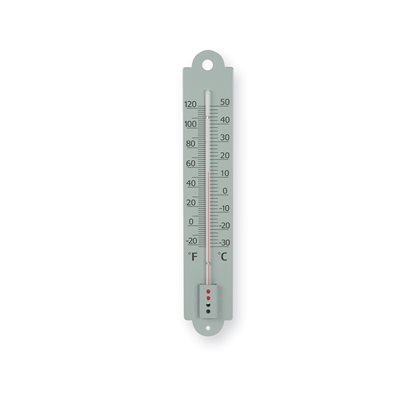 ANNECY THERMOMETER in Shutter Blue