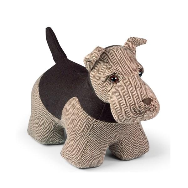 Terrier Dog Doorstop called Archie