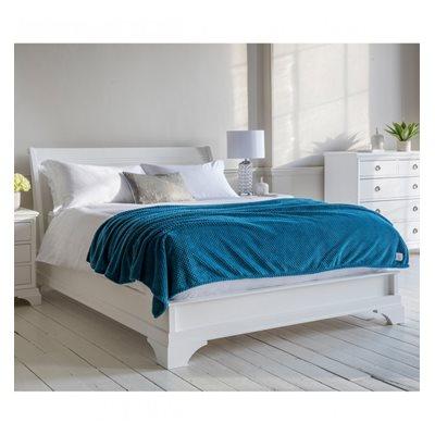 AURELIA LOW FOOT END BED FRAME by Frank Hudson
