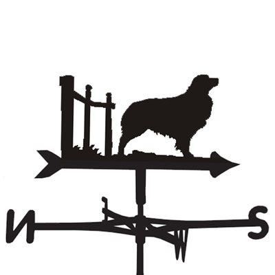 WEATHERVANE in Australian Shepherd Design