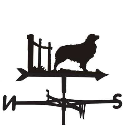 WEATHERVANE in Australian Shepherd Design