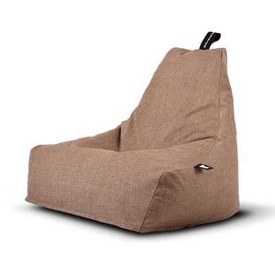 B-SKINS CONTEMPORARY BEAN BAG COVER in Beige
