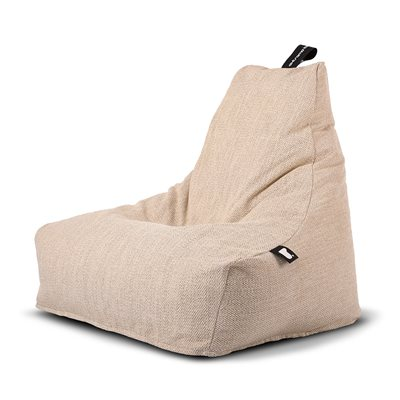 B-SKINS CONTEMPORARY BEAN BAG COVER in Cream