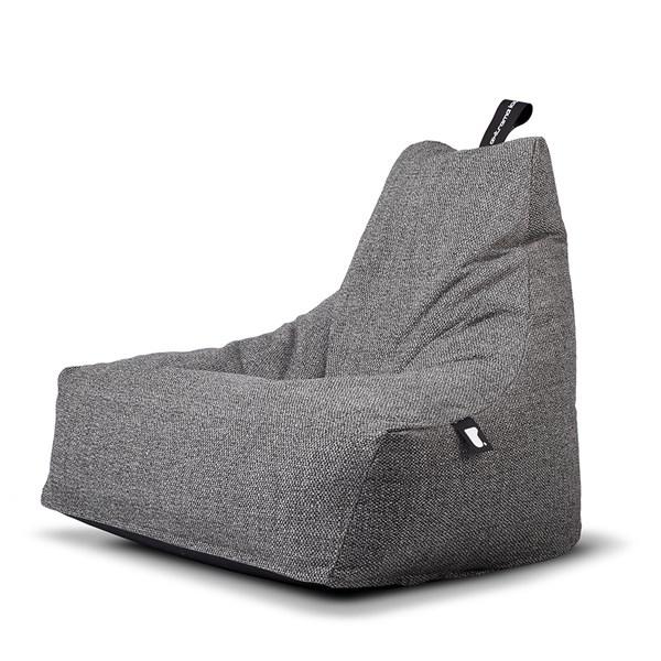 B-Skins Contemporary Bean Bag Cover in Dark Grey