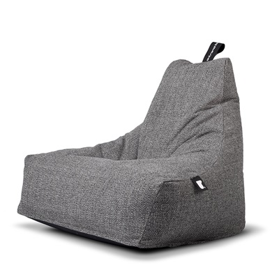 EXTREME LOUNGING B-SKINS BEAN BAG COVER in Dark Grey